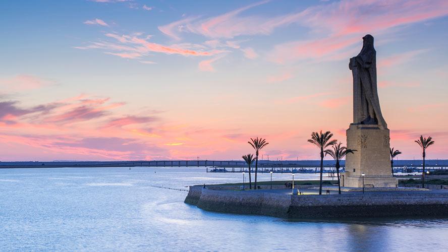 Monumento al Descubrimiento en Huelva