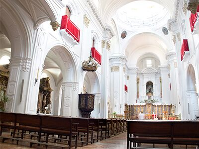Interior de la Catedral de Huelva