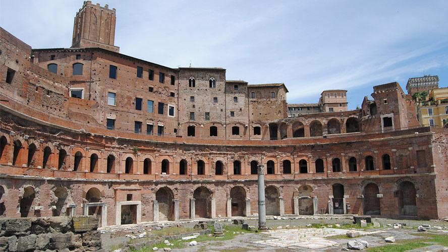 Mercado de Trajano.
