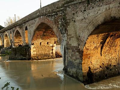 Ponte Milvio, Roma