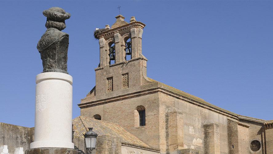 Monasterio de Moguer