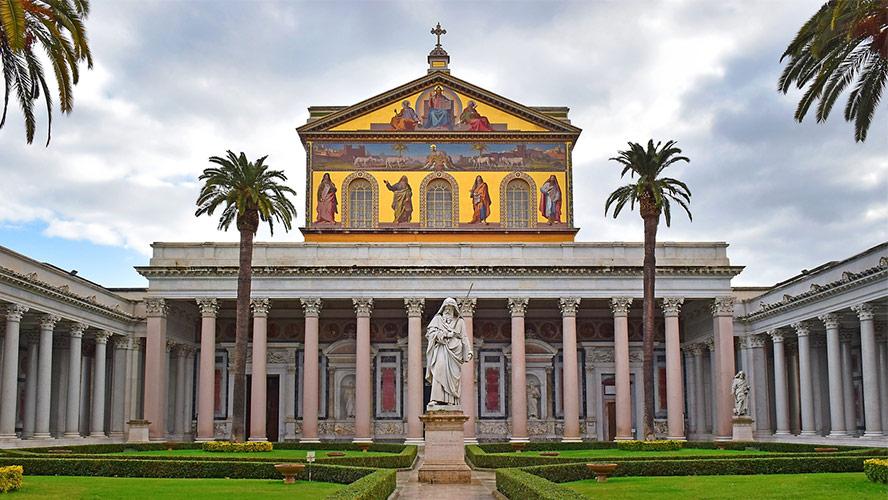 La basílica de San Pablo