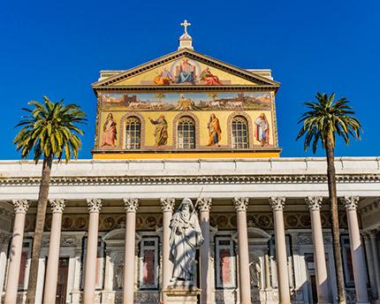 basílica de San Pablo, Roma