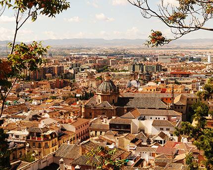 vista de Huelva