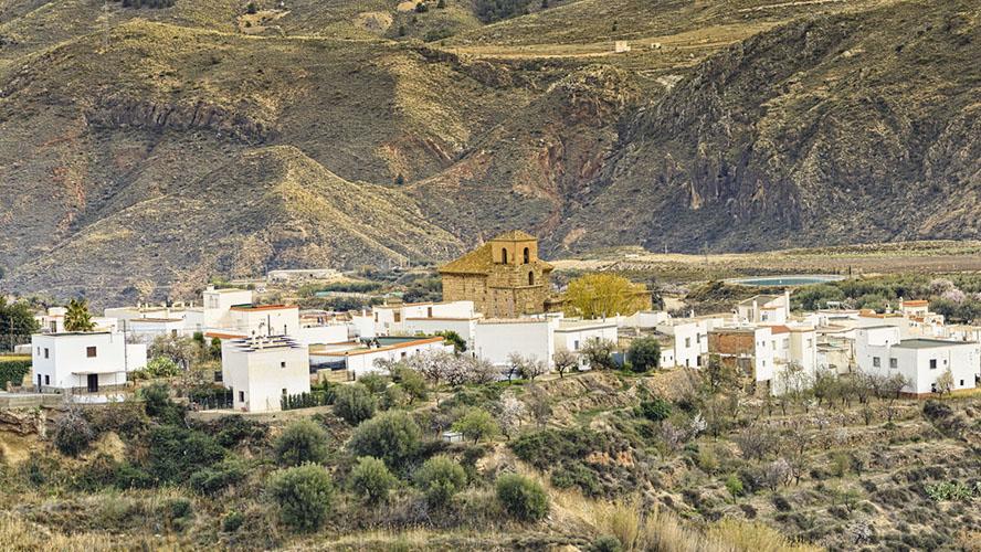 Almócita Alpujarra