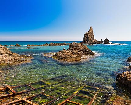 Cabo De Gata Níjar Natural Park A Land Between Deserts And Beaches