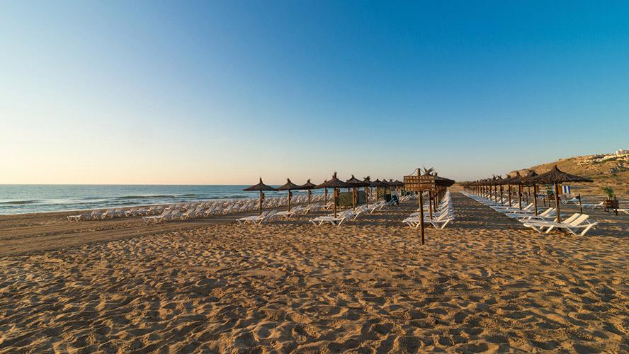 Playa de Carabassí