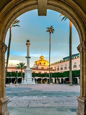 Plaza Vieja Almería
