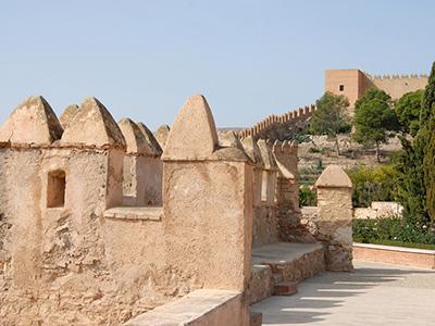 Alcazaba del Almería