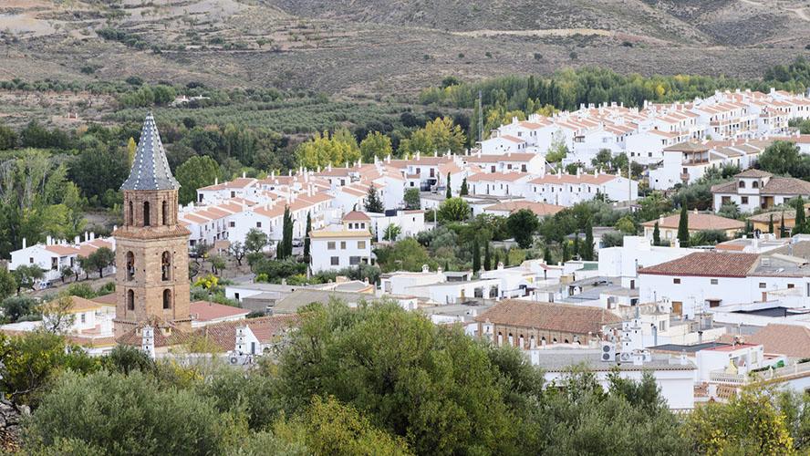 Alpujarra Almeriense Fondón