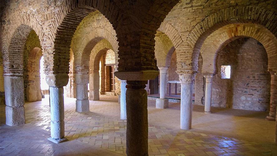 arcos en Almonaster la Real