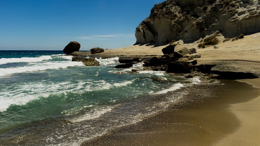 Calas Cabo de Gata