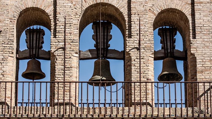 campanas del Castillo de Aracena