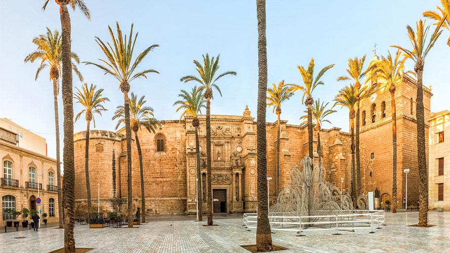 Catedral de Almería, un gran templo-fortaleza