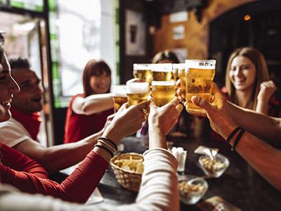 Cervezas en Huelva
