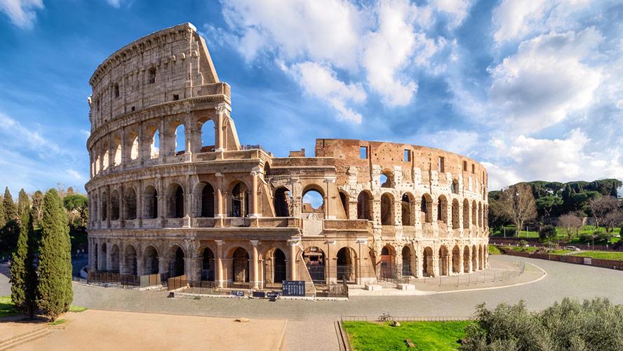 Fotografía del Coliseo