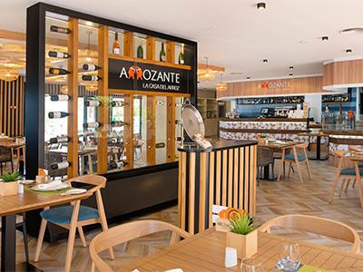 Restaurante Arrozante.