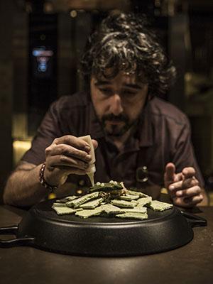Diego Guerrero platos