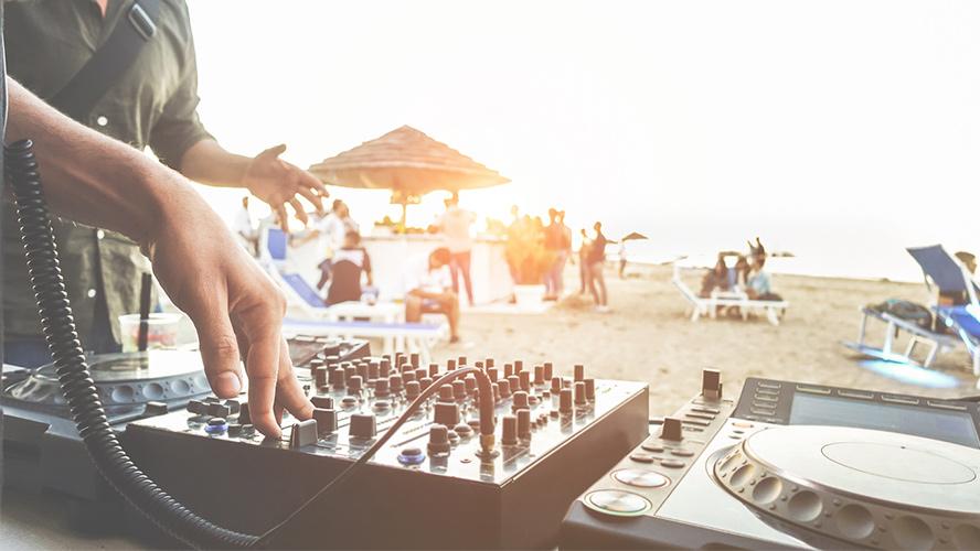 DJ Ibiza