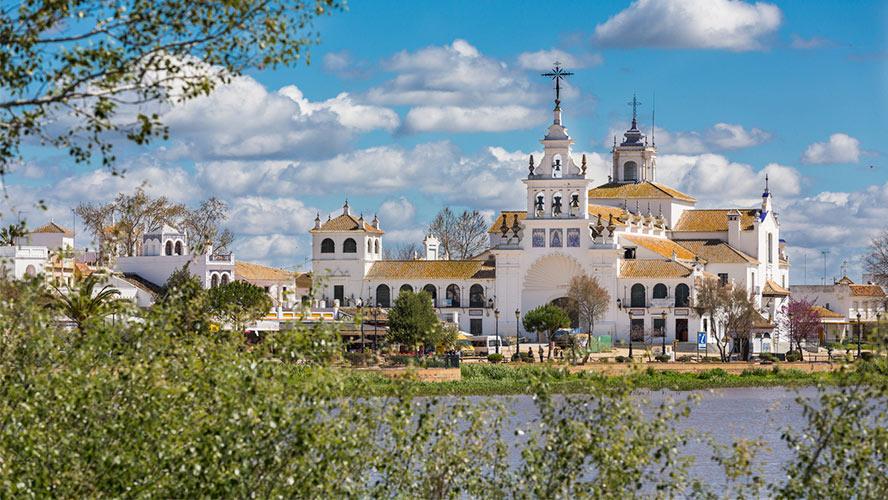 ermita de El Rocío