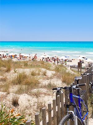 playa de Es Arenals