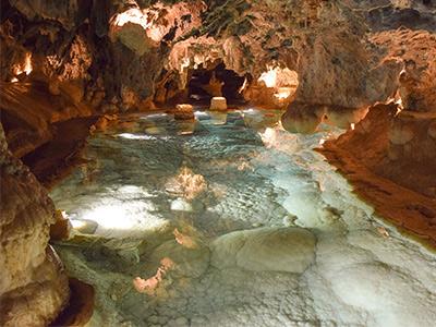 gruta de las maravillas
