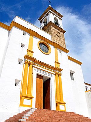 iglesia de Las Angustias, ayamonte