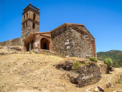 monasterio almonaster