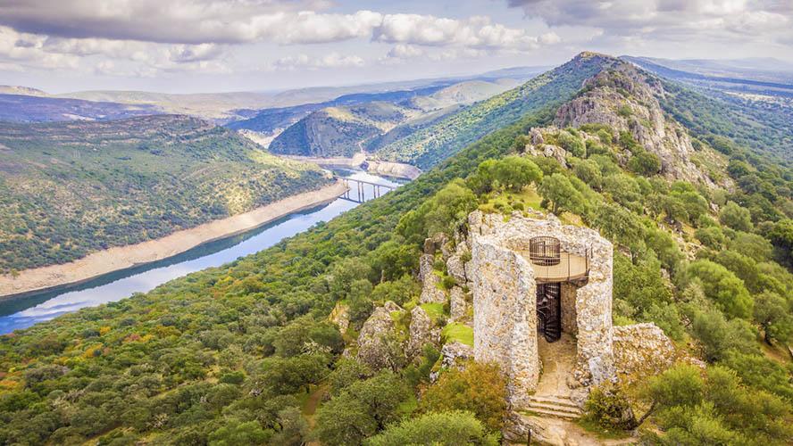 Castillo Monfreague