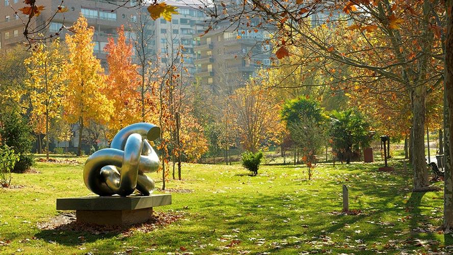 Parque del príncipe Cáceres