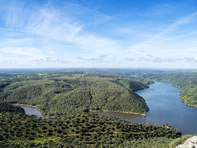 Vistas Parque Monfrague