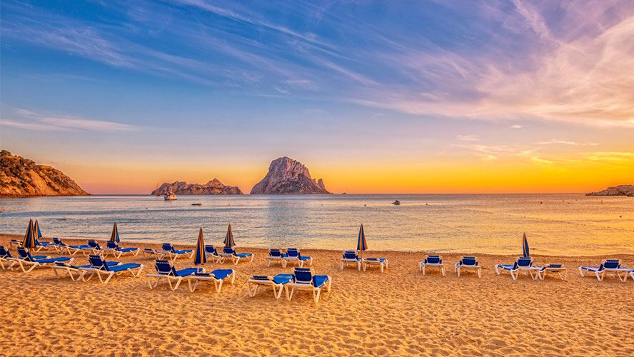 playa de Cala d´Hort