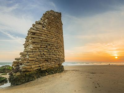 playa de Mazagón