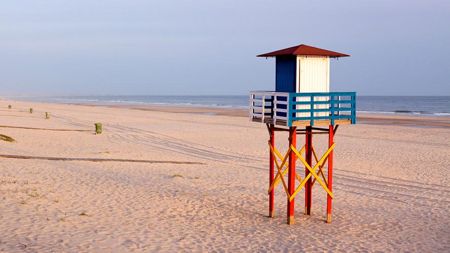 playas de matalascañas