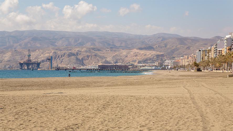 Playa Zapillo