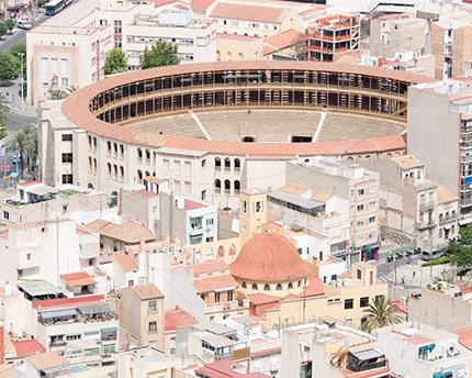 plaza toros de valencia