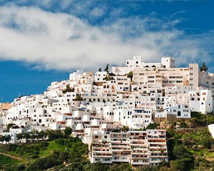 Descubre Los 14 Pueblos De La Costa De Almería Más Bonitos