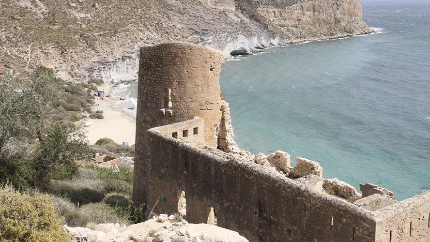 Pueblos costa Almería Las Negras