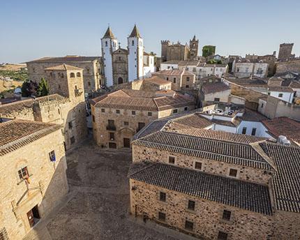 Qué visitar Cáceres casco antiguo