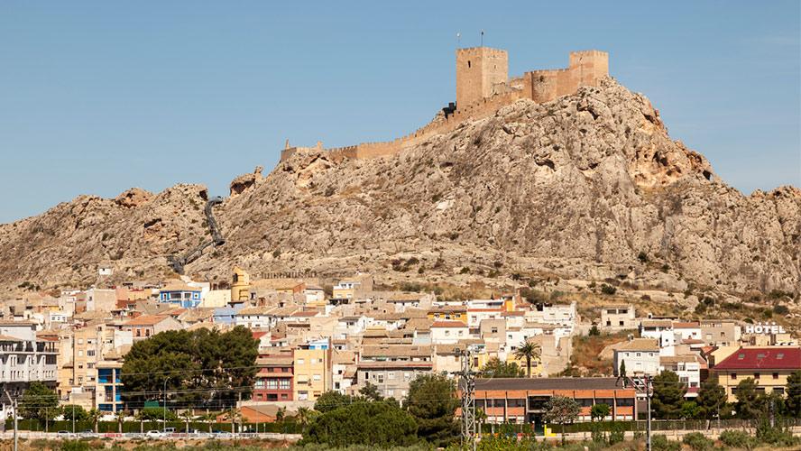 Fortaleza medieval Sax