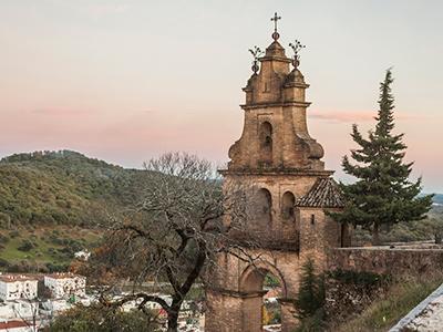 torre del Castillo de aracena