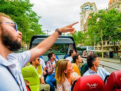 tour 360 barcelona