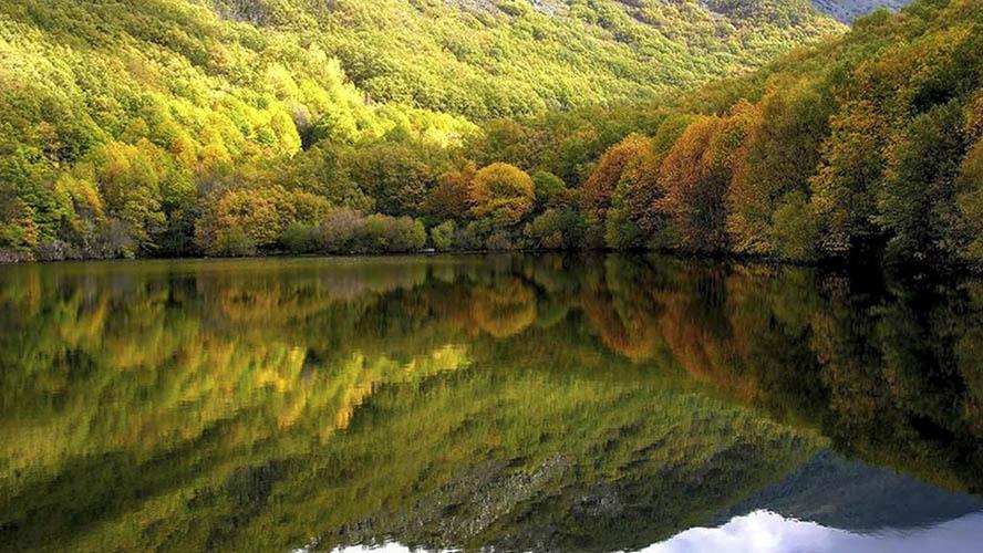 Otoño en el Valle de Ambroz