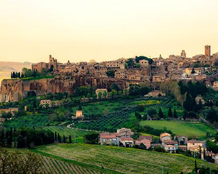 Orvieto: an escapade to Gothic Italy