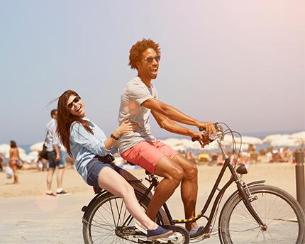 Bici en Formentera
