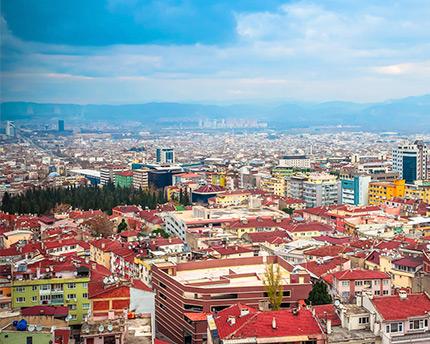 Un día en Bursa, la antigua capital turca