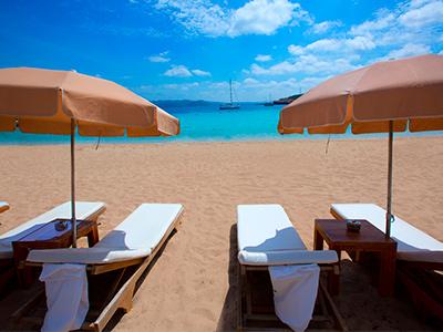playa de Cala Bassa