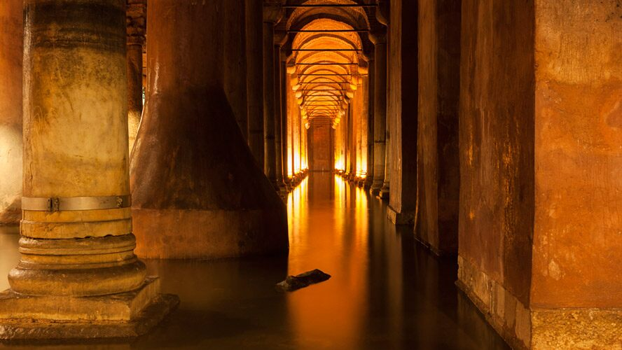 Cisterna de Estambul