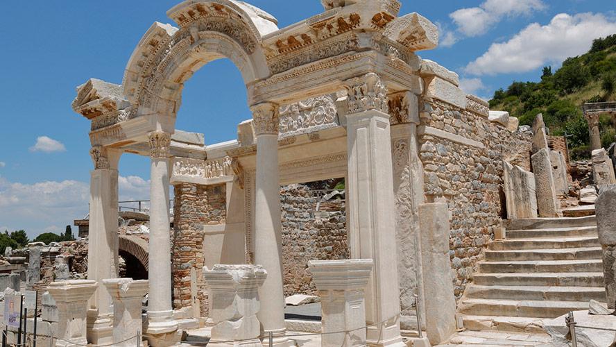 Templo de adriano Efeso