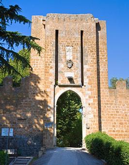 Fortaleza del Albornoz